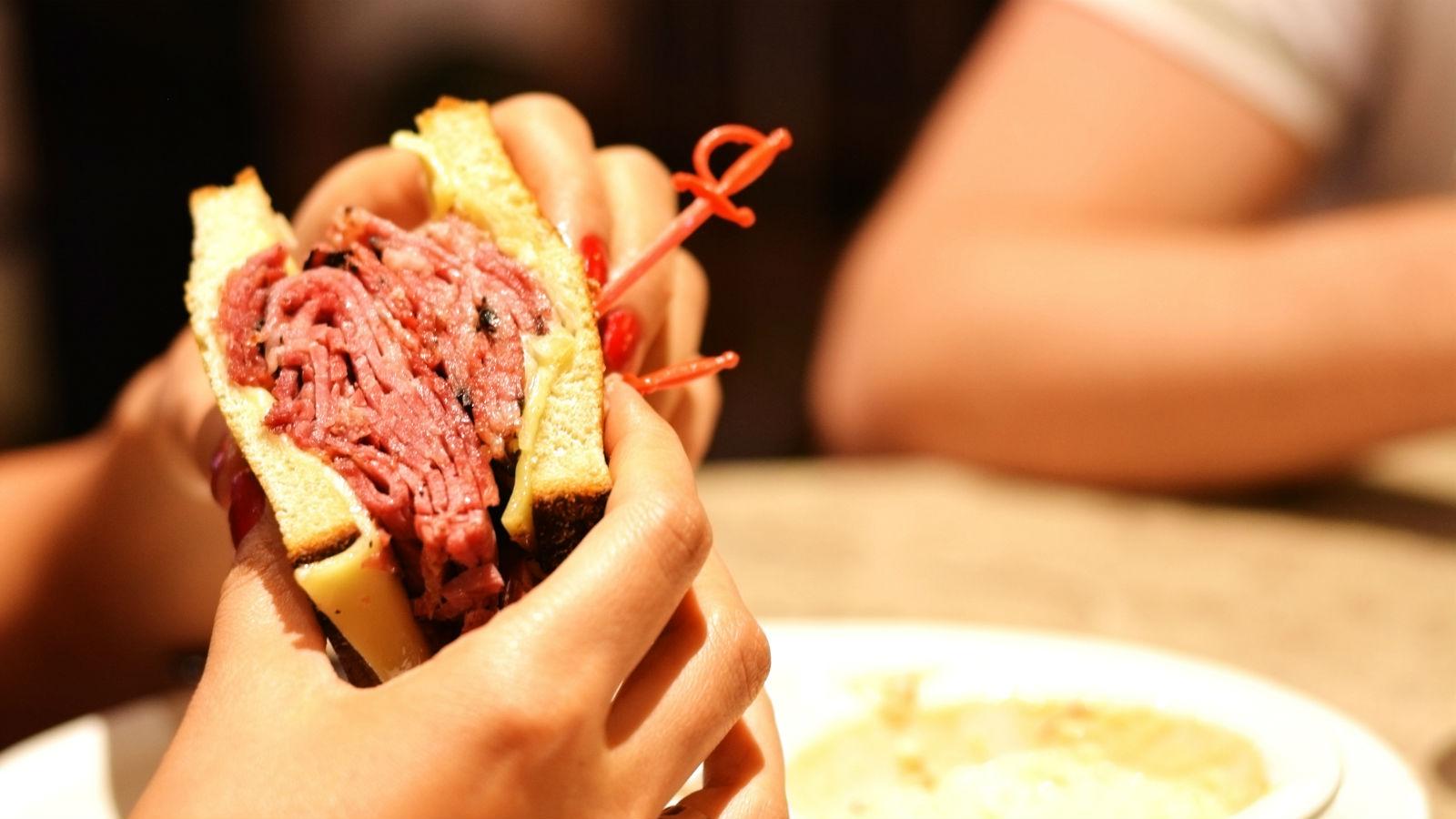 Best Israeli Food Los Angeles
