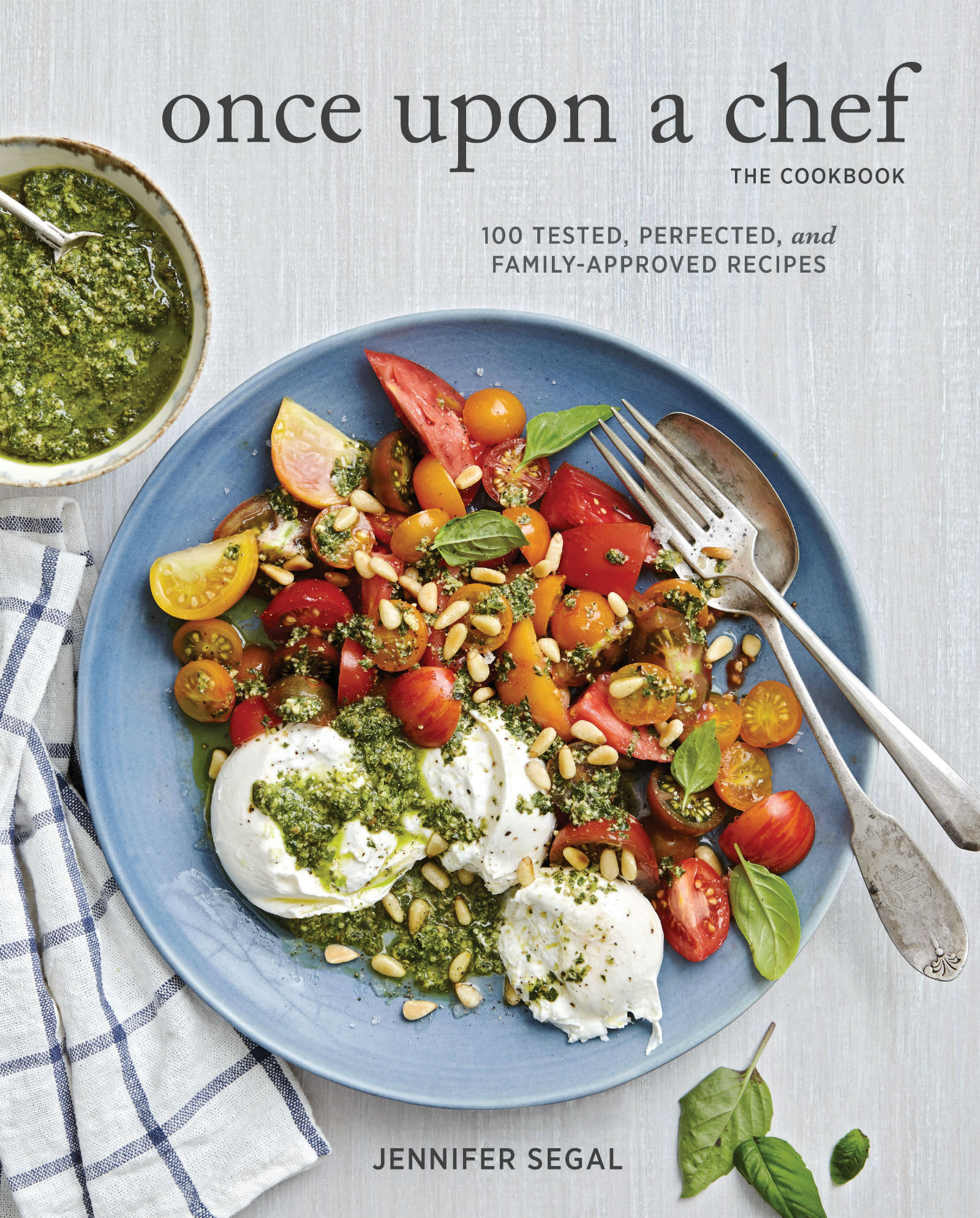 Jennifer Segal of 'Once Upon a Chef' Dishes on Perfect