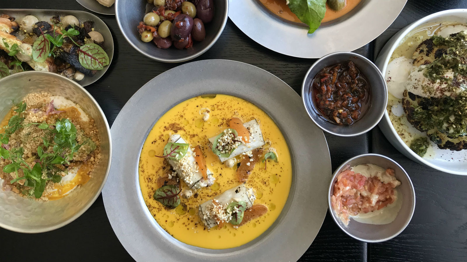 Authentic Israeli Kosher Food Hits Brooklyn | The Nosher
