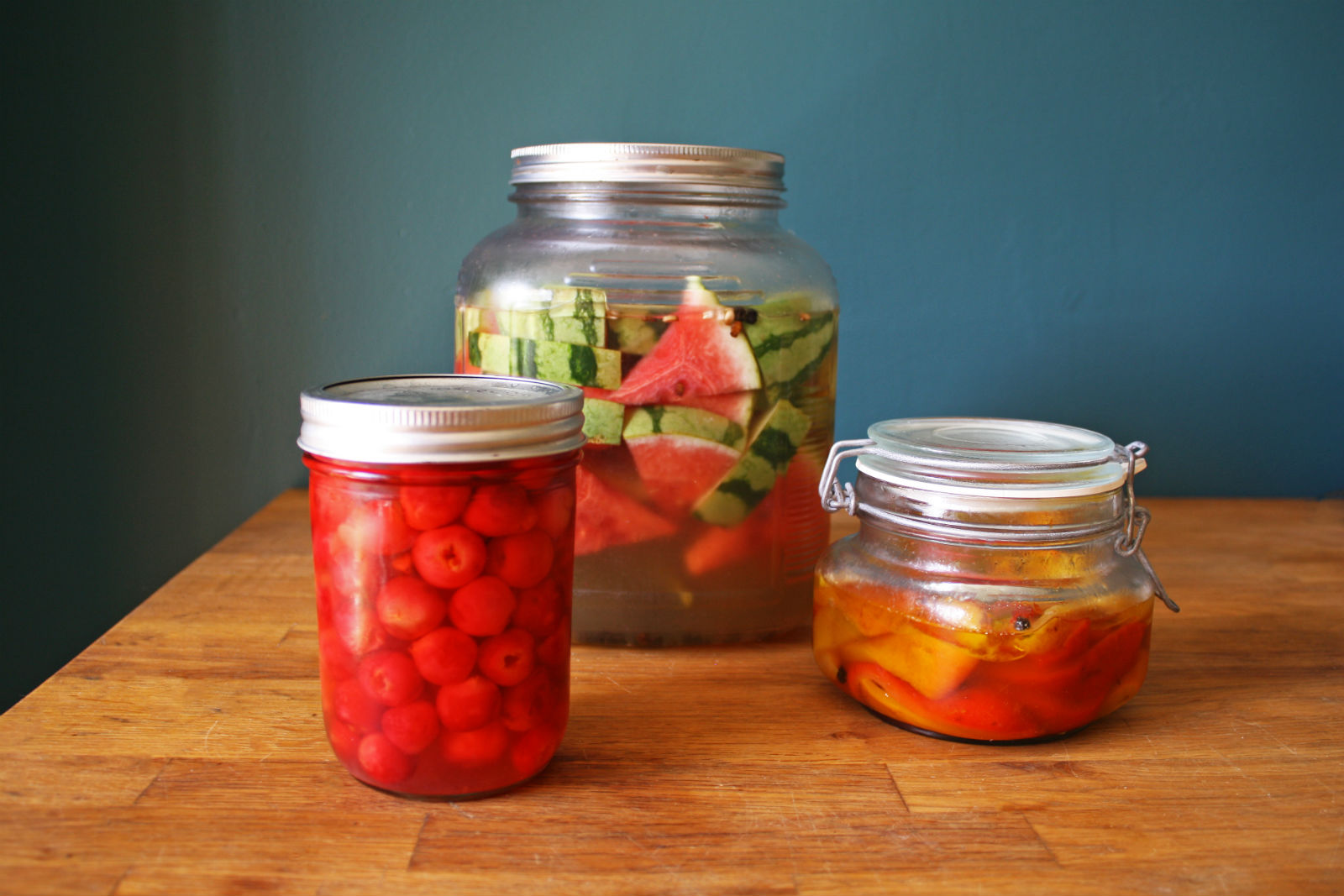 Russian-Style Pickled Watermelon is Everything You Need This