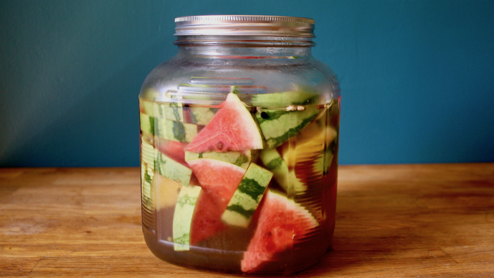 Russian Style Pickled Watermelon Is Everything You Need