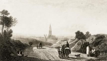 19th century europe scene