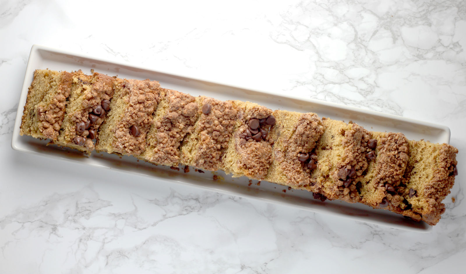 Jewish Chocolate Chip Coffee Cake Recipe