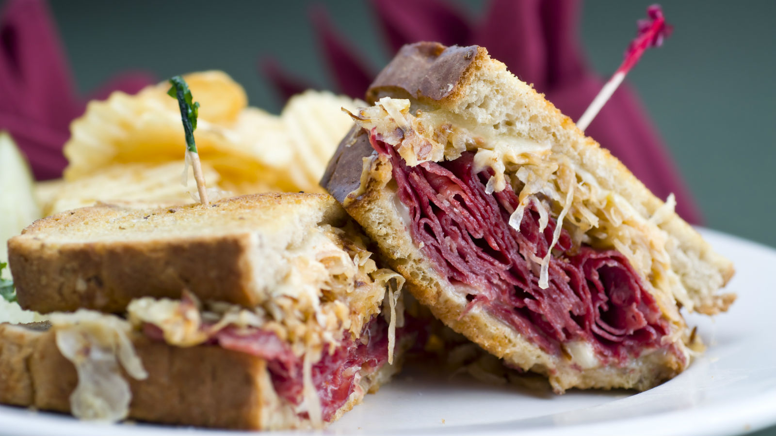 This Greek Jewish Deli Is Serving Up Pastrami With A Side