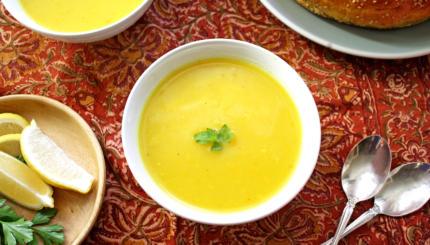 batata soup