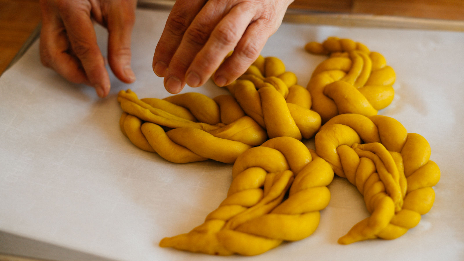 How to Shape Your Challah Like a True Work of Art | The Nosher