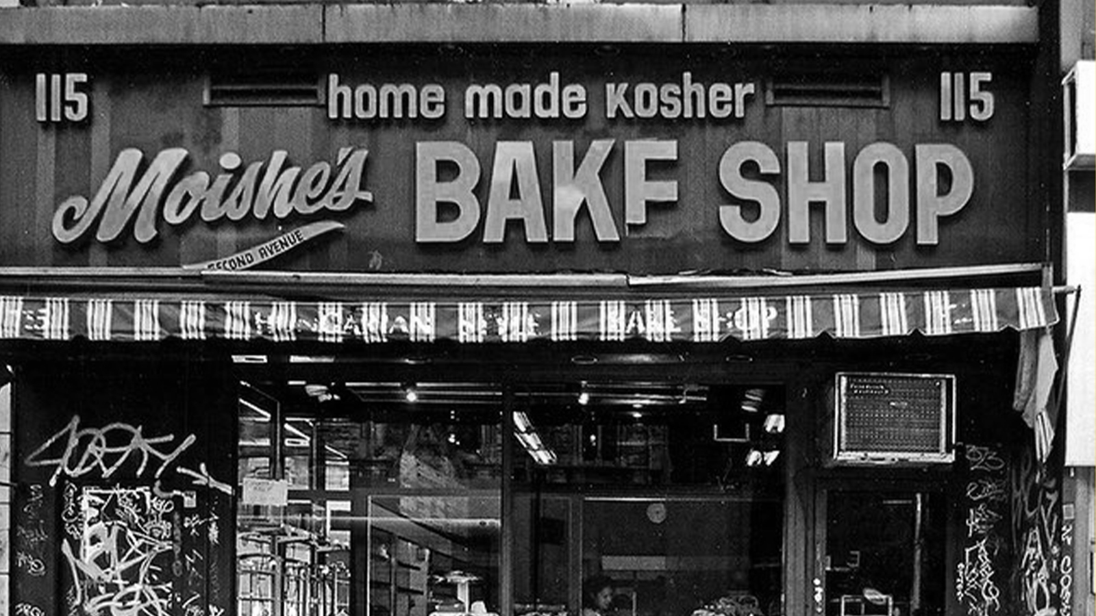 Iconic Moishe's Bakery in NYC's Lower East Side Closes