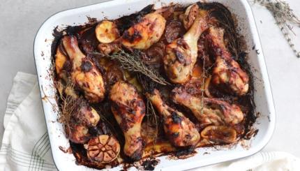 chicken charoset