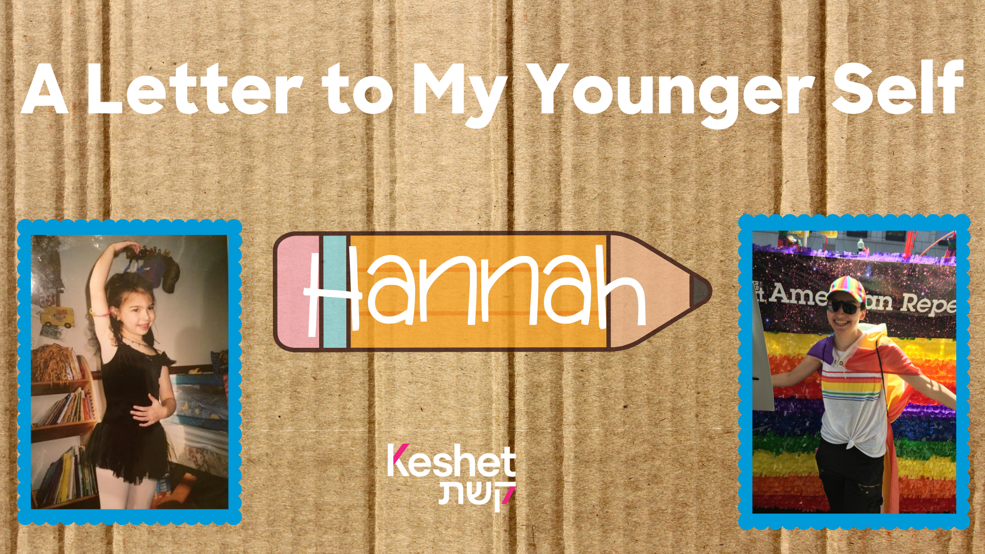 A Letter to My Younger Self Series: Hannah