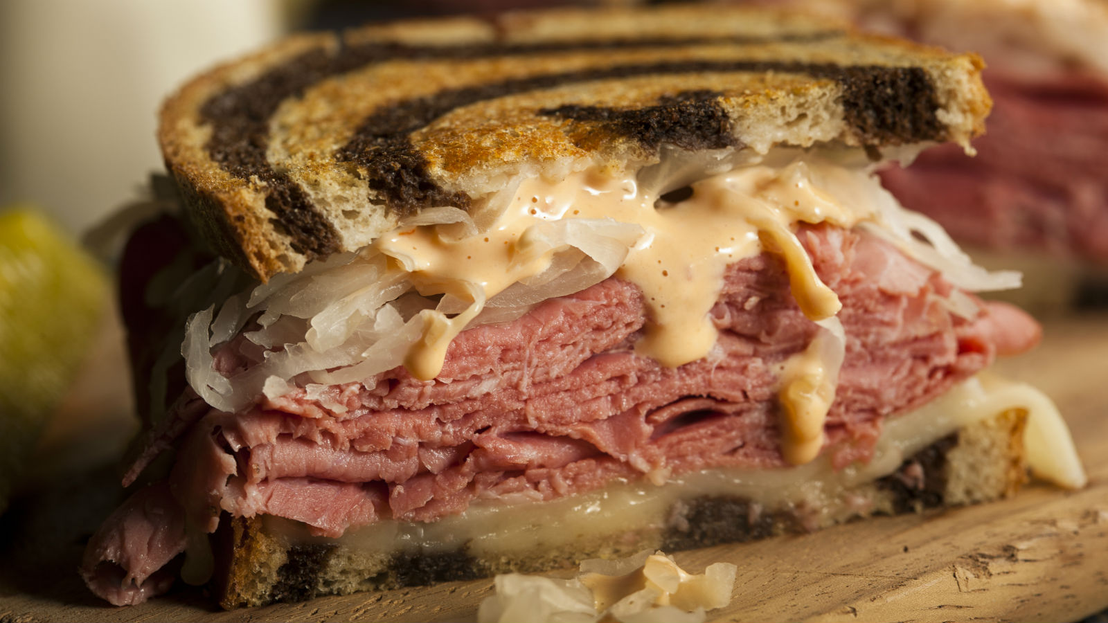 The Reuben Sandwich Probably Wasn't Invented Where You Thought It Was