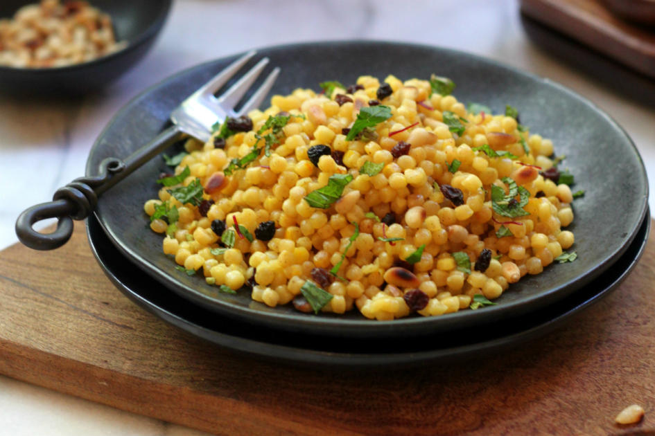 The Surprising History of Israeli Couscous