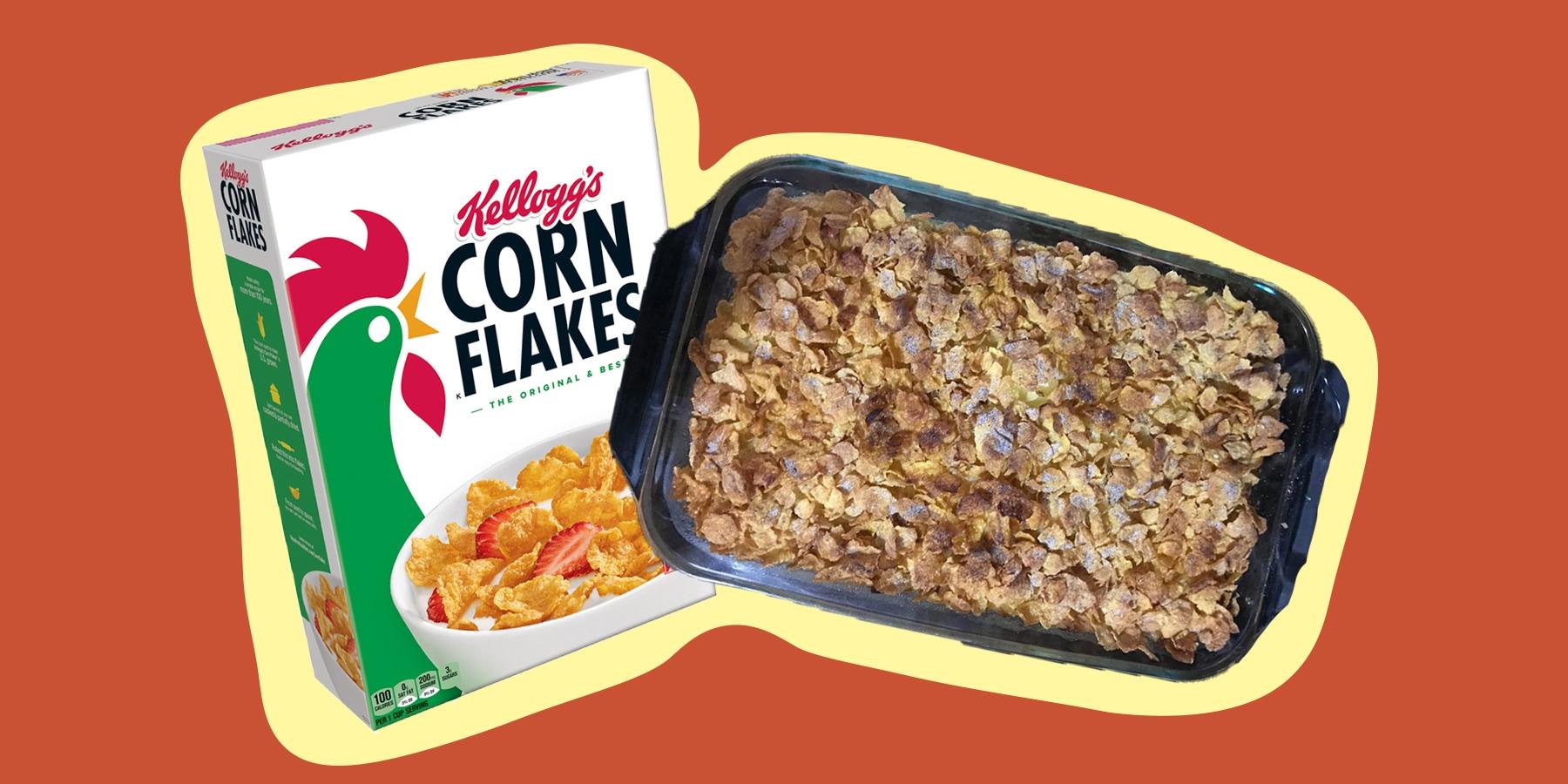 cornflake kugel
