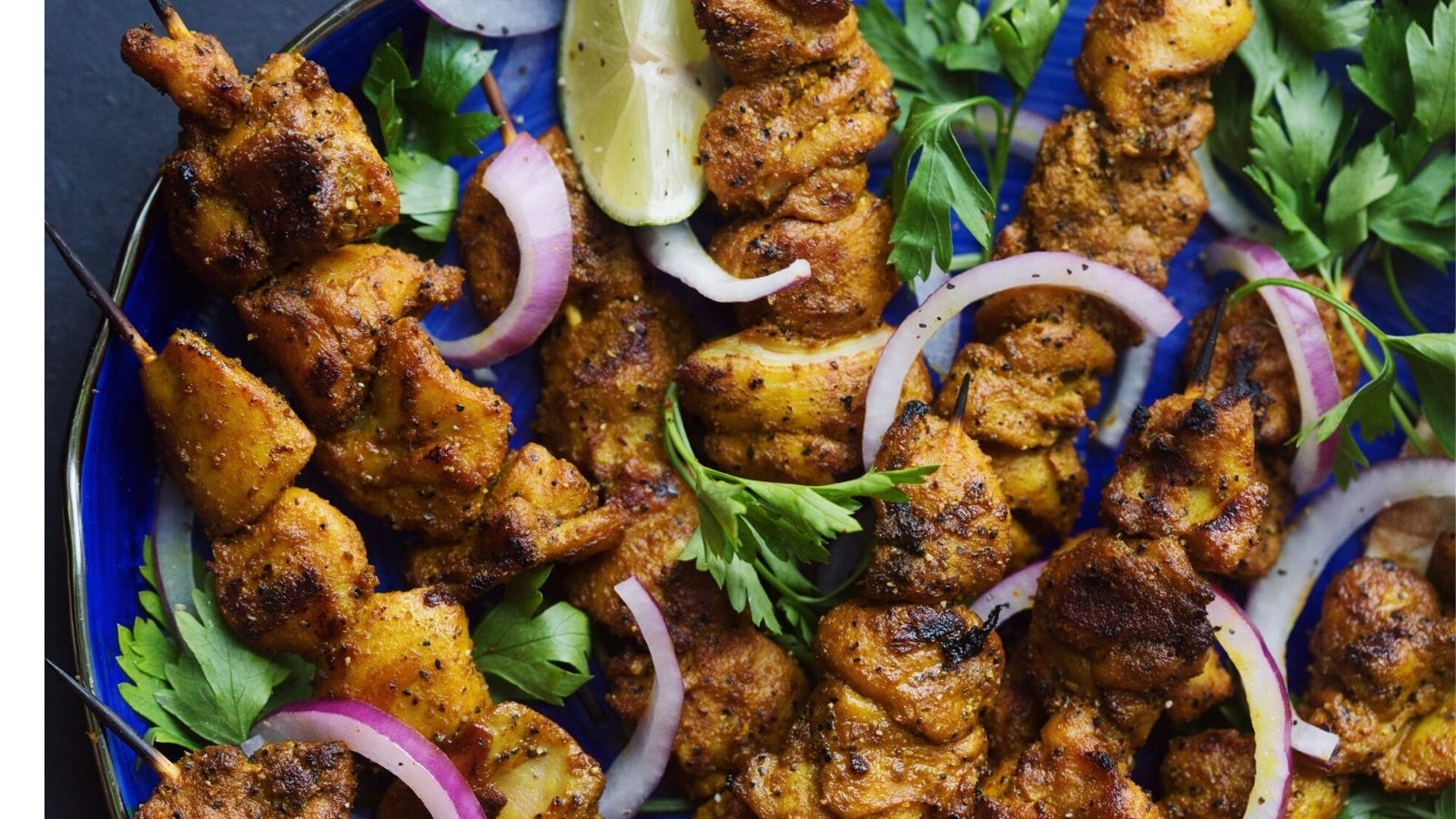 Shwarma Chicken Kebab Recipe