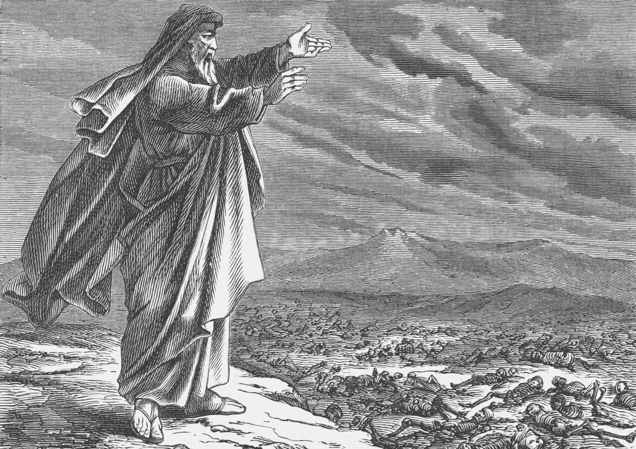 Ezekiel: Prophecy as Performance Art | My Jewish Learning