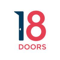 18Doors Logo