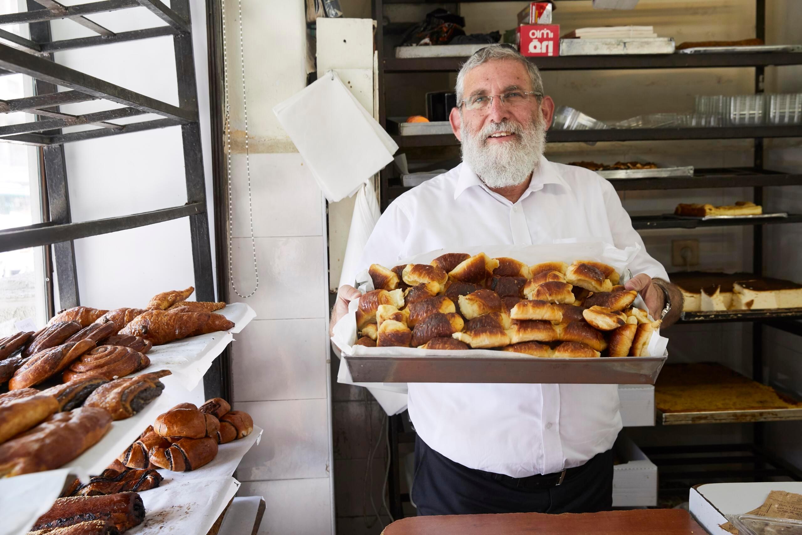 Israeli bakery