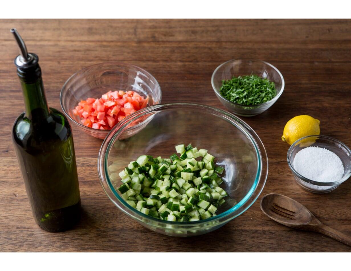 Solomonov's Israeli Salad
