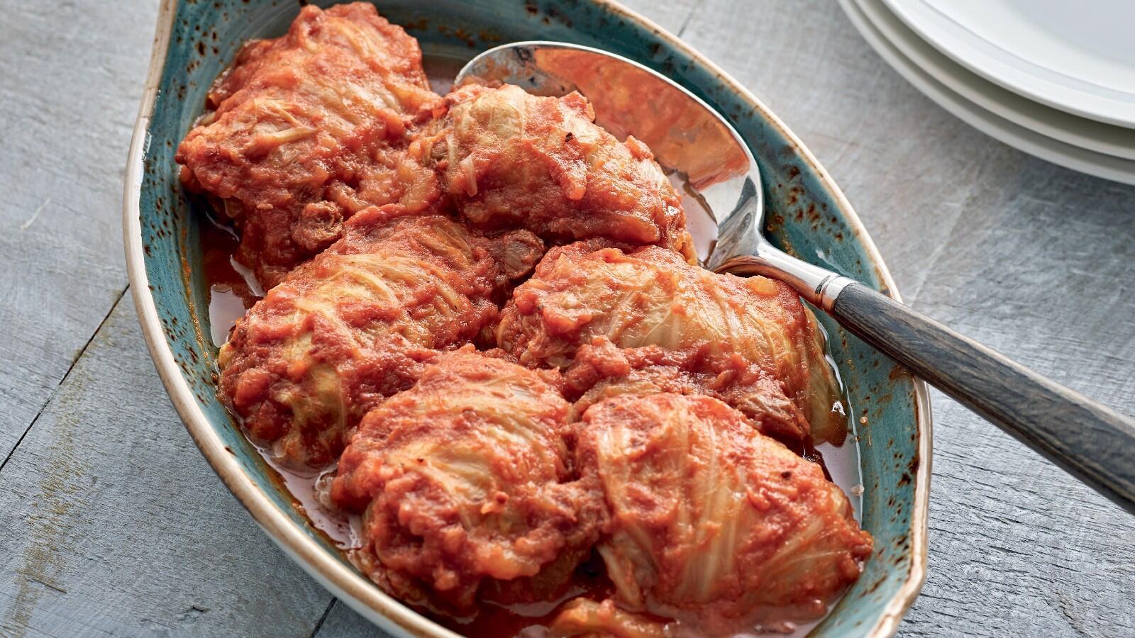 Instant Pot Stuffed Cabbage Recipe