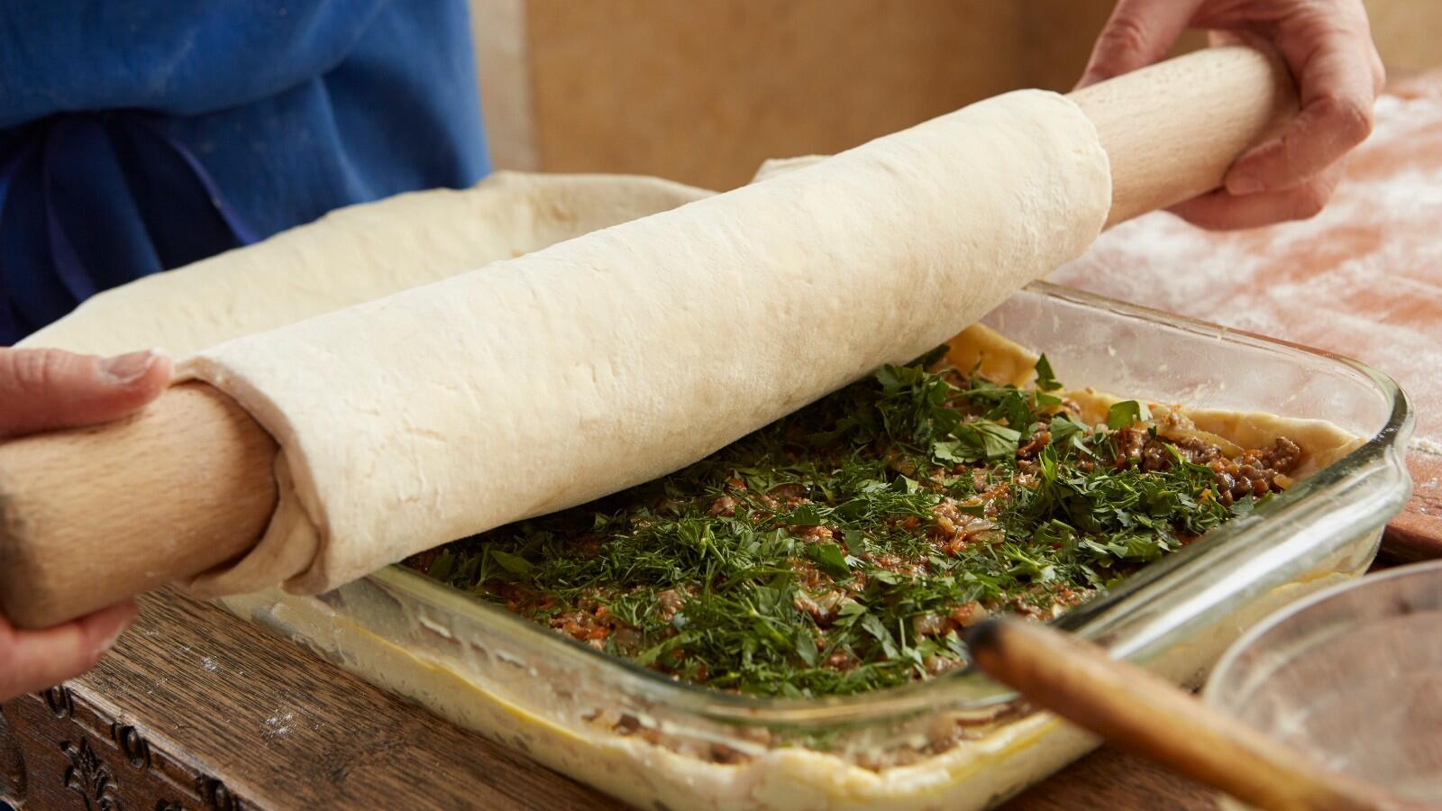 Pastel (Sephardic Meat Pie) Recipe