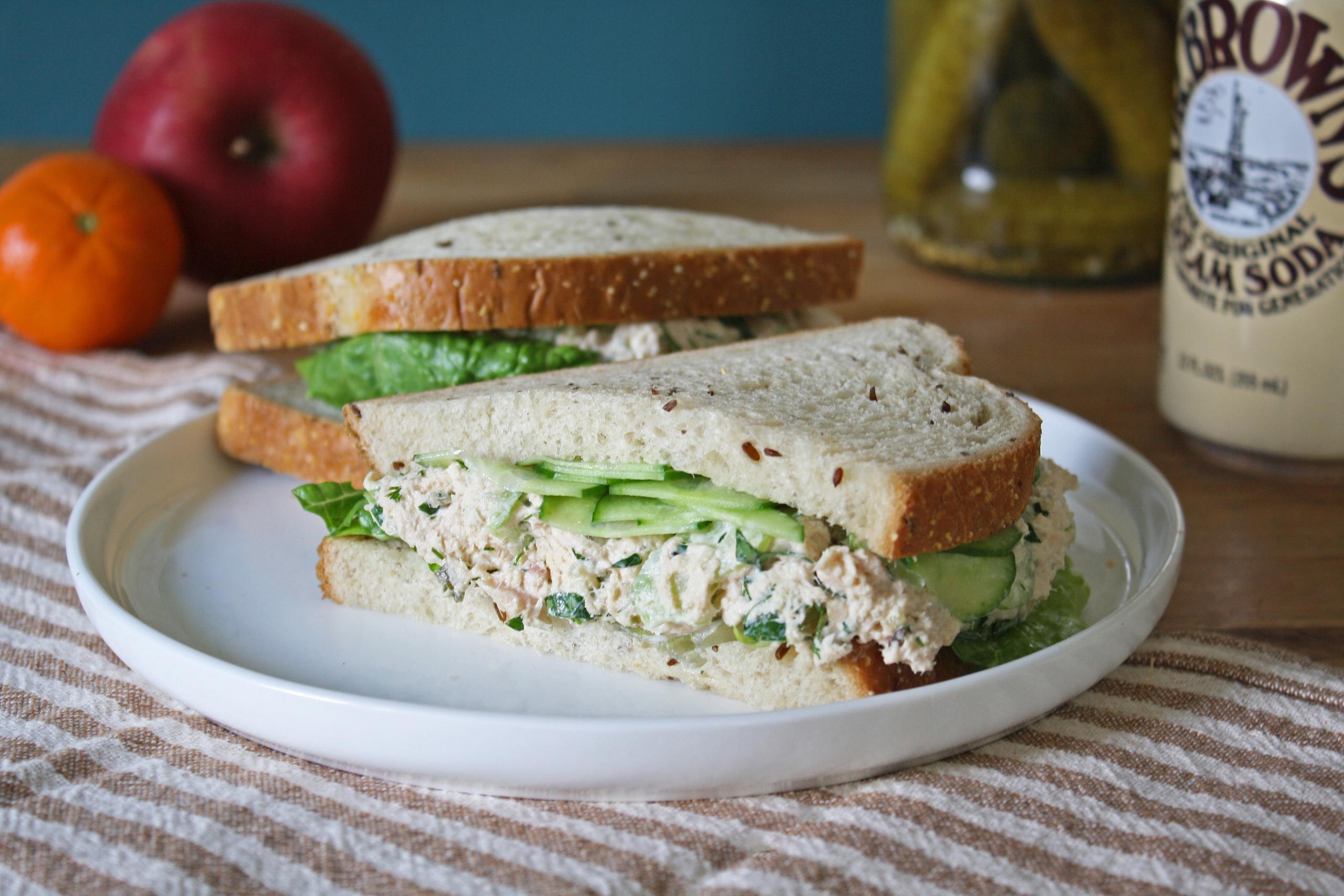 Tuna Salad Recipe Jewish